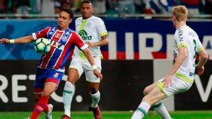Chape vence o Bahia e segue viva na luta por Libertadores