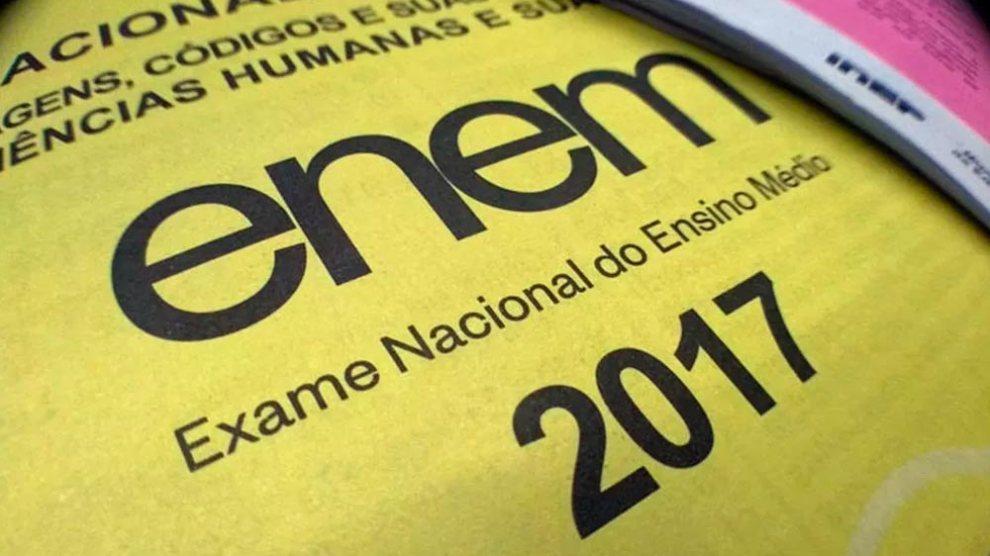Inep divulga gabarito oficial dos dois dias de prova do Enem 2017