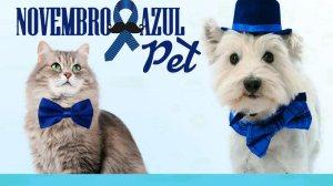 Novembro Azul Pet