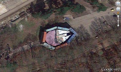 Fãs descobrem esconderijo de nave de 'Star Wars' com Google Maps