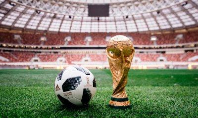 Telstar 18, nova bola da Copa da Rússia é lançada