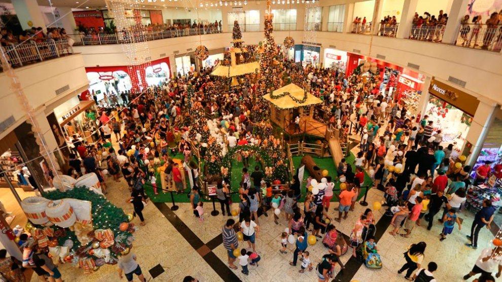 Preços do varejo para o Natal devem cair pela primeira vez desde 2009