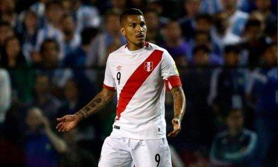 Comissão de Apelação da Fifa diminui pena de Guerrero para seis meses