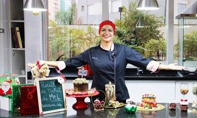 Mel Oliveira lança linha de panetones artesanais e promove curso online para mulheres que desejam mudar de ramo no empreendedorismo