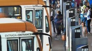 Linhas de ônibus passam por readequação nas férias escolares