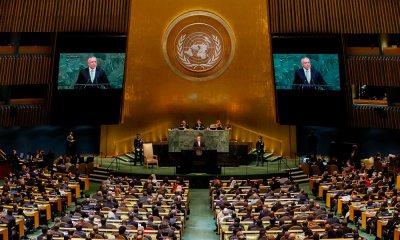 Assembleia especial das Nações Unidas debate situação de Jerusalém