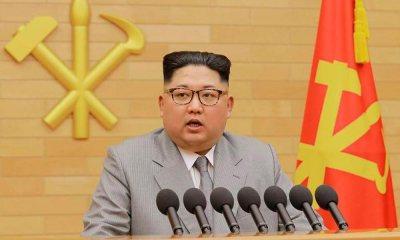 Kim Jong-un diz que Coreia do Norte atingiu metas de capacidade nuclear