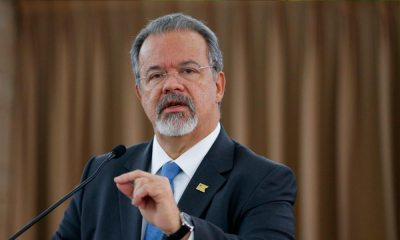 Forças Armadas restauraram a ordem no Rio Grande do Norte, diz Jungmann