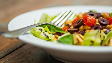 Saladas do Madero são opções saudáveis para o verão