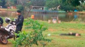 Preso suspeito de envolvimento em morte no Parque da Cidade