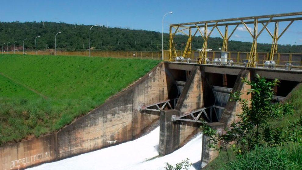 barragem do Paranoá