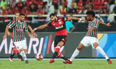 Flu sai na frente, cede empate ao Fla, mas se segura e vai à final da Taça Rio