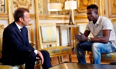 'Homem-aranha' imigrante vira cidadão francês após resgate