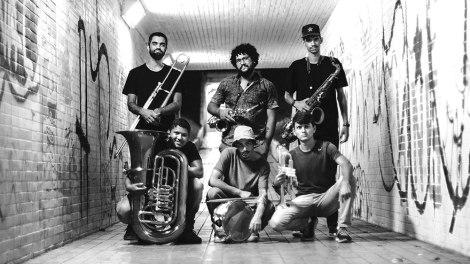 Capivara BrassBand - Cerrado Jazz Festival