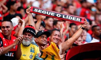 Flamengo x Sport. Foto: Staff Images/Flamengo