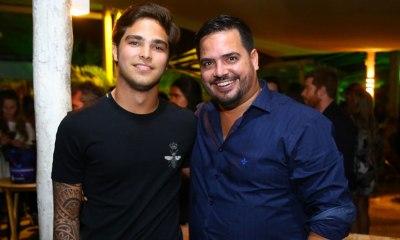 """Festa """"Mil em uma Noite"""" comemorou o Aniversário de Marcelo Piquet. Foto: Shodo Yassunaga/Brasília de Fato"""