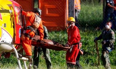 Parentes vivem angústia na busca por desaparecidos em tragédia em Brumadinho