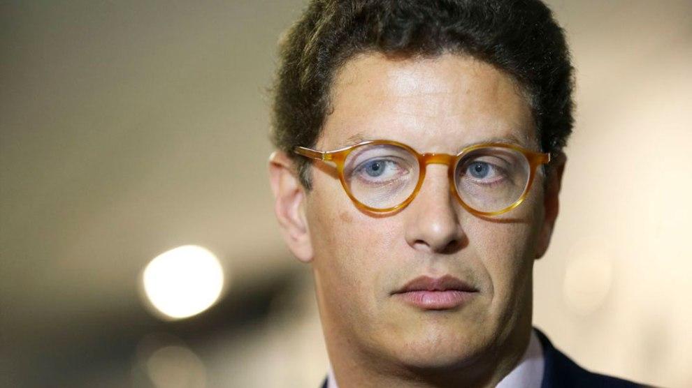 Ricardo Salles. Foto: Marcelo Camargo/Agência Brasil