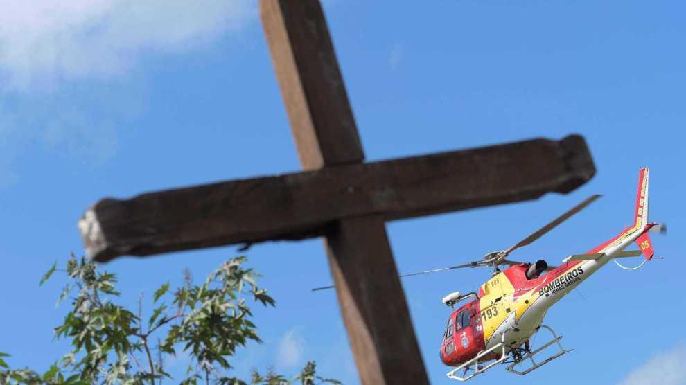 Número de mortos confirmados em Brumadinho sobe para 142. Foto: Reuters