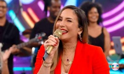 Cláudia Leitte. Foto: Reprodução/TV Globo