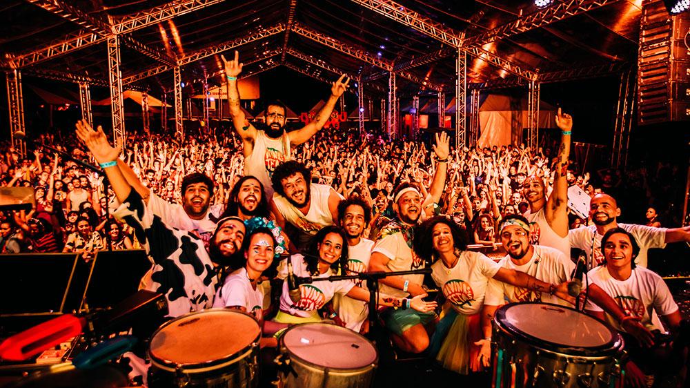 Bloco Divinas Tetas. Foto:  Thaís Mallon