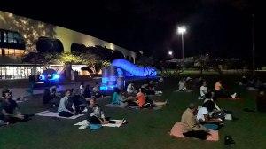 CCBB de Brasília promove meditação coletiva para celebrar lua cheia nesta terça-feira