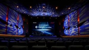 Fim das telas de tecido nos cinemas