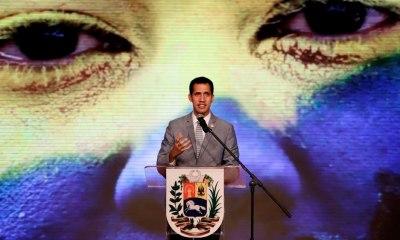 Jaun Guaidó convoca manifestação em favor de ajuda humanitária. Foto: Reprodução/Twitter