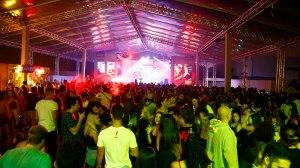 Com Lexa e o bloco Sapequinha, festa Sensualize agitou o sábado da cidade