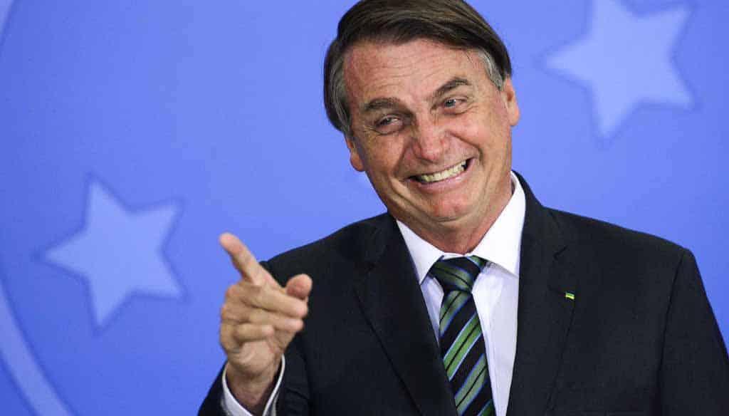 STF vê vazamento de Bolsonaro com Kajuru como 'teatro armado'
