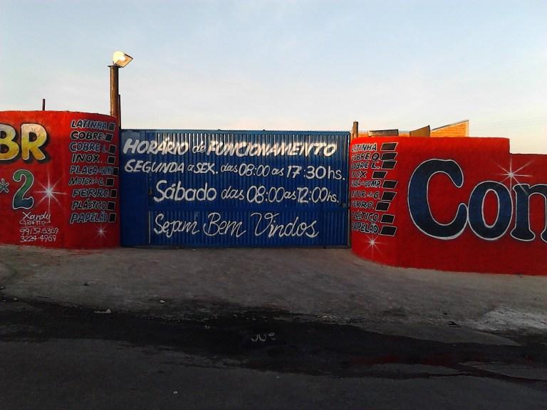 compra e venda de sucatas em Campinas