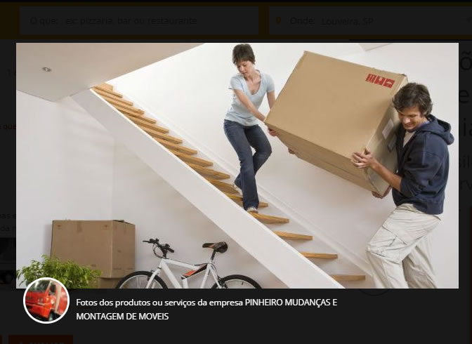 Carretos e fretes para mudanças residenciais em Campinas