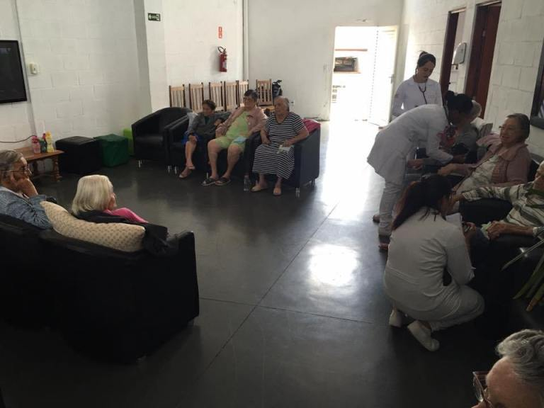 asilo para idosos em campinas
