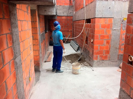 Serviços de pisos e revestimentos em Campinas