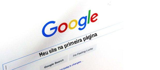 como colocar meu site na primeira pagina do google