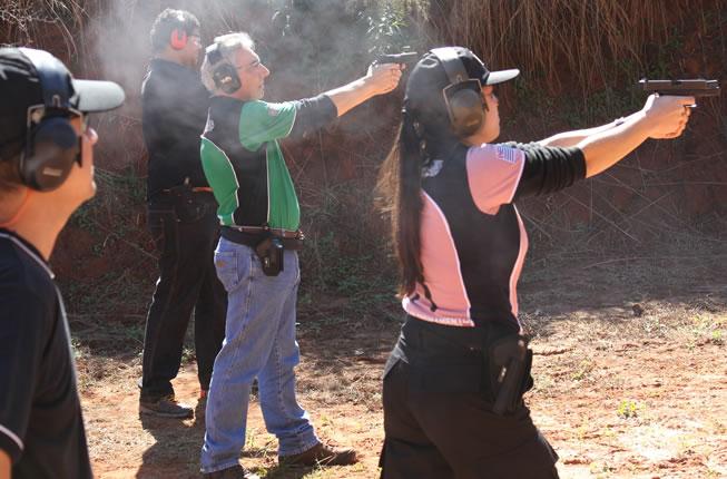 Curso de tiro em Belo Horizonte