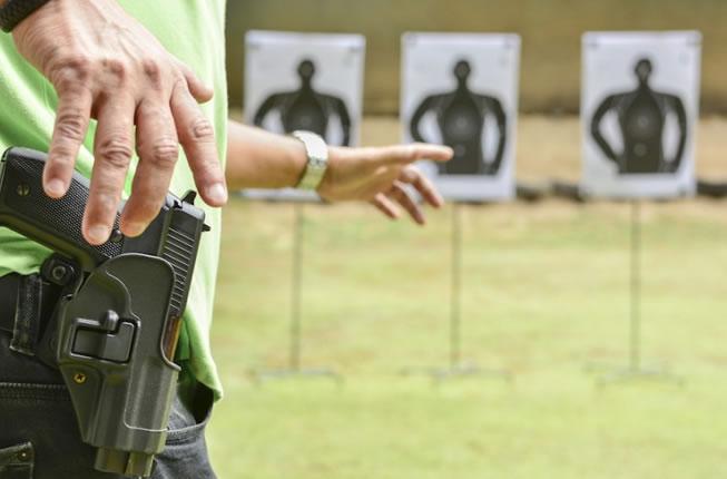 Curso de tiro em Campinas