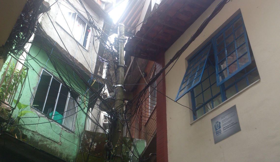 Un paseo por la favela Vila da Canoa