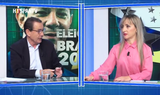 Debate sobre las elecciones en Brasil en Hispan TV: Bolsonaro y Haddad
