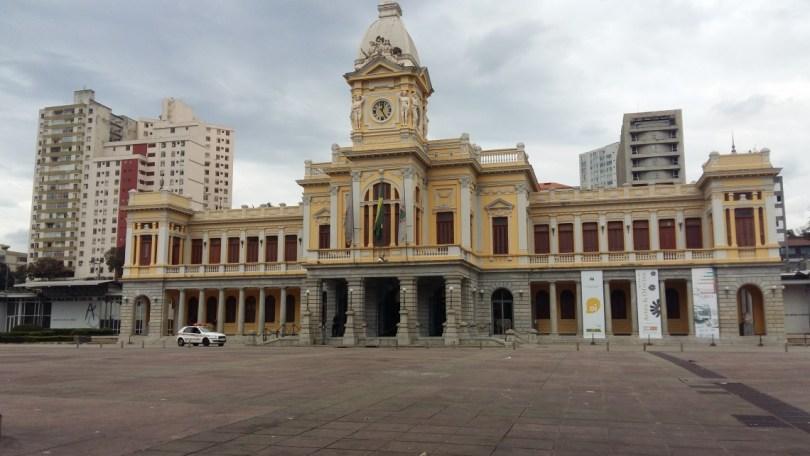 Praça da Estação, en Belo Horizonte. Foto: Virtudes Sánchez