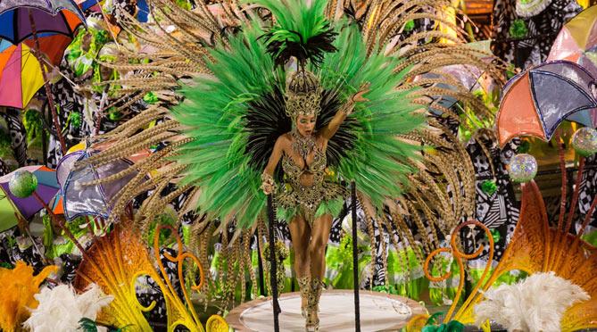 Entradas para vivir el Carnaval en el sambódromo de Rio de Janeiro