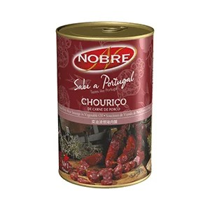 foto Chouriço Lata Nobre 1.1kg