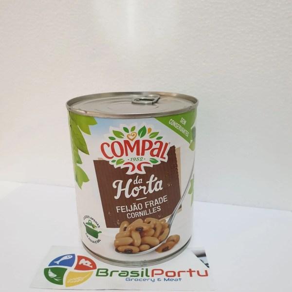 fotos Compal Feijão Frade 845g