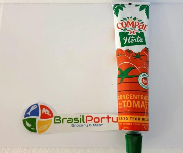 foto Concentrado de Tomate Compal 140g