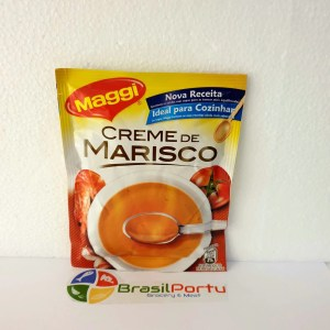 foto Creme de Marisco Maggi 75g