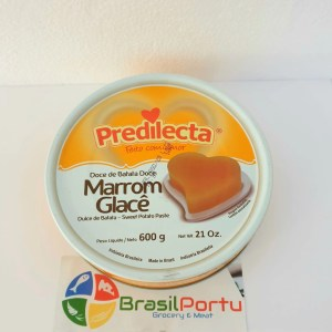 foto Doce Batata Doce Marrom Glacê Predilecta 600g