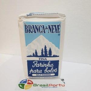 foto Farinha para Bolos Branca de Neve 1kg