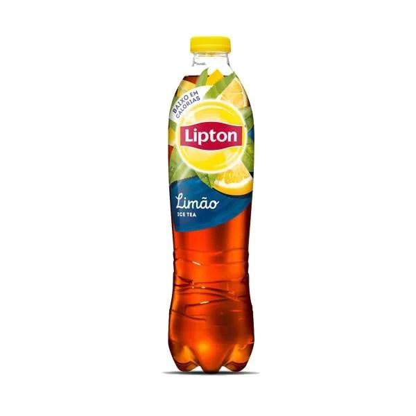 foto Lipton Ice Tea 2lt Sabores - Limao
