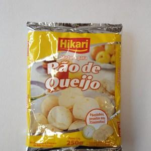 fotos Mistura Pão de Queijo 250g