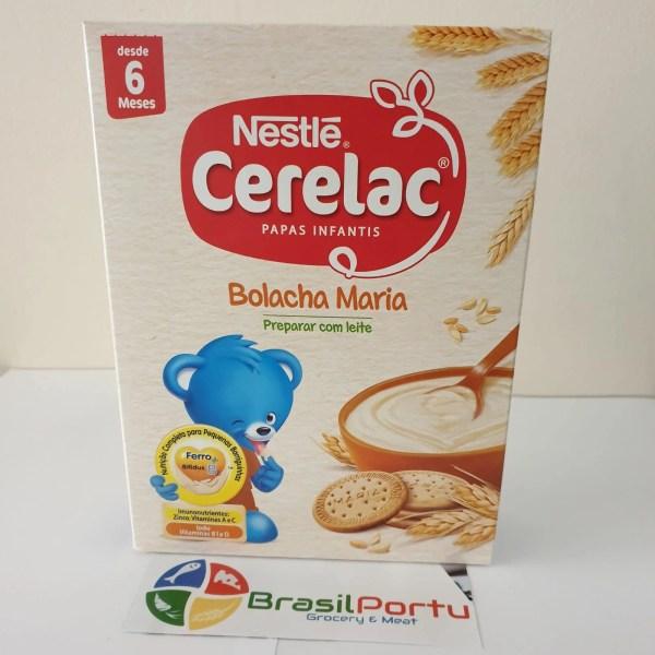 foto Nestlé Cerelac Bolacha Maria 250g